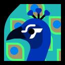 :peacock: